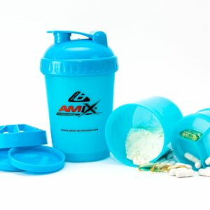 Amix Shaker Monster Bottle Color - 600mlshaker monster amix