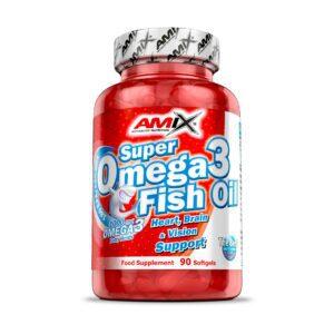 Amix Super Omega3 - 90kapomega 3