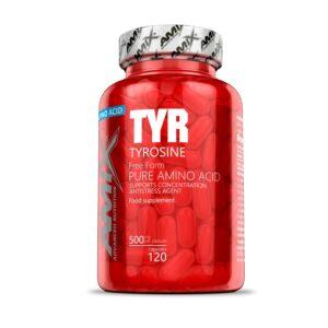 Amix Tyrosine - 120kaptyrosine