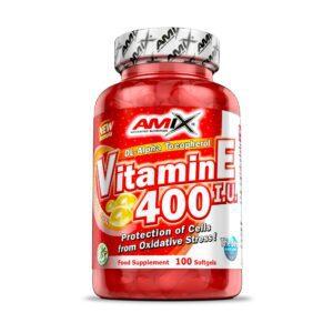 Amix Vitamin E 400 IU - 100kapvitamin E