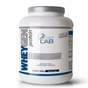 Gen Lab WheyGen ProteinGen Lab WheyGen Protein 2000g