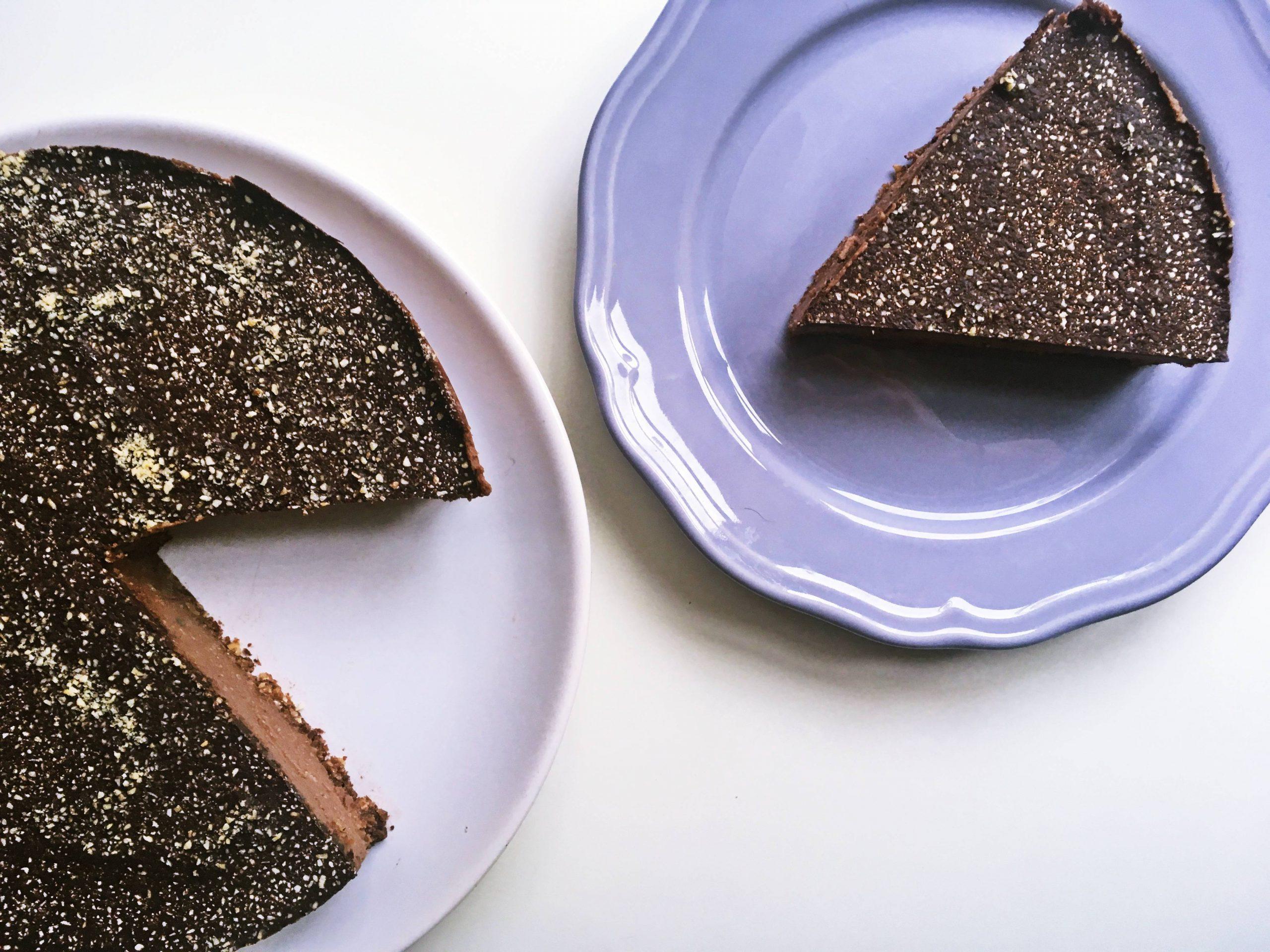 zdrowy jagielnik czekoladowy