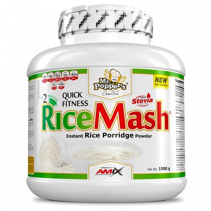 Amix Mr. Poppers RiceMash 1500g