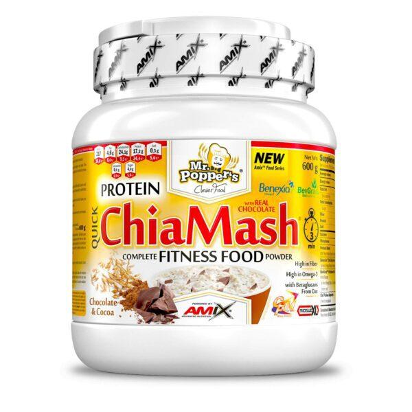 Mr. Popper´s Protein ChiaMash 600g