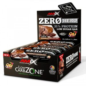Amix™ Zero Hero 31% Protein Bar 65gAmix™ Zero Hero 31% Protein Bar 65g