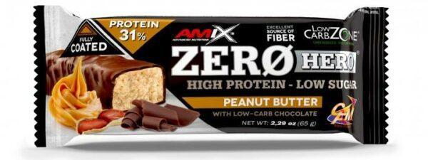 Amix™ Zero Hero 31% Protein Bar 65g