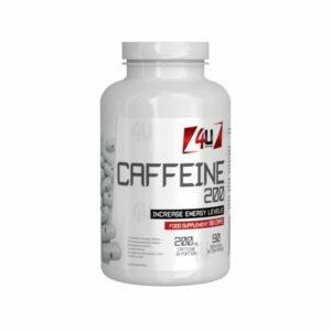 4U Cafeine 200 90 kap.