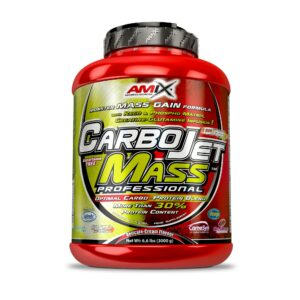 Amix CarboJet Mass Professional Gainercarbojet mass