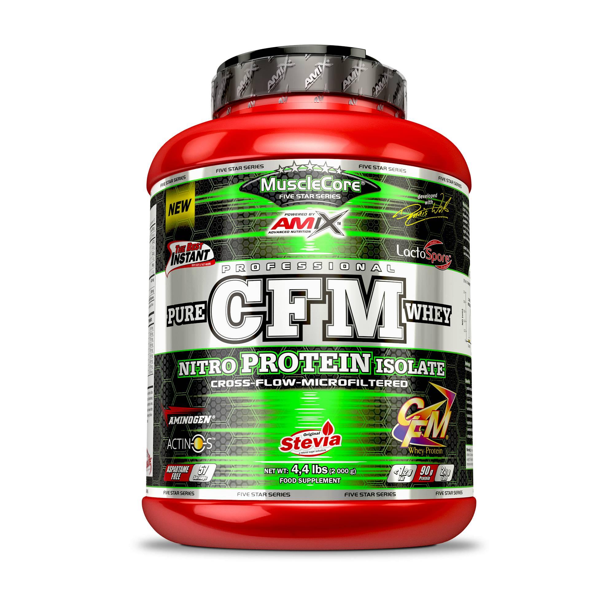 cfm nitro protein