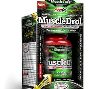 Amix Muscledrol 60 kapsmuscledrol
