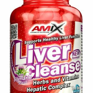 AMIX Liver Cleanse 100tab.