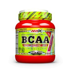 Amix BCAA Micro Instant Juice 400g + 100g gratisbcaa mincroinstant