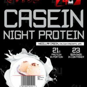 4U CASEIN NIGHT PROTEIN 700G