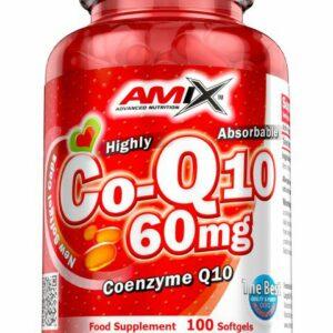 Amix Coenzyme Q10 60 mg 100kps.