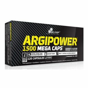 OLIMP ARGI POWER® 1500 MEGA CAPS®120KAPargipower