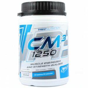 Trec Nutrition CM3 - jabłczan kreatyny w kapsułkachtrec cm3