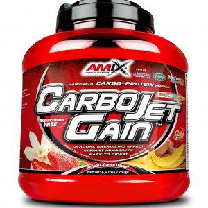 Amix CarboJet Gaincarbojet gain