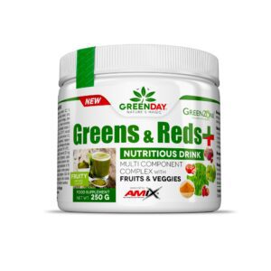 GreenDay Greens&Reds+ 250ggreens and reds