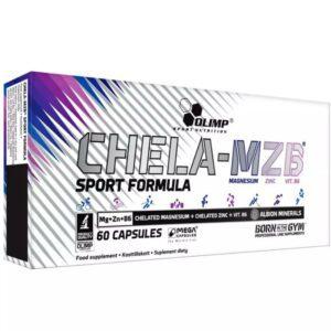 OLIMP CHELA-MZB SPORT FORMULA 60kapolimp chela MZB