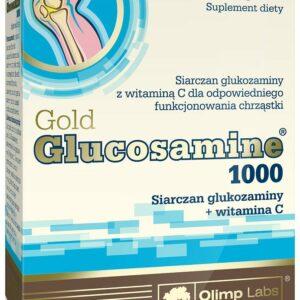 OLIMP GOLD GLUCOSAMINE 1000 60KAPOLIMP GLUCOSAMINE