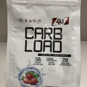 4U Carb load 1000g