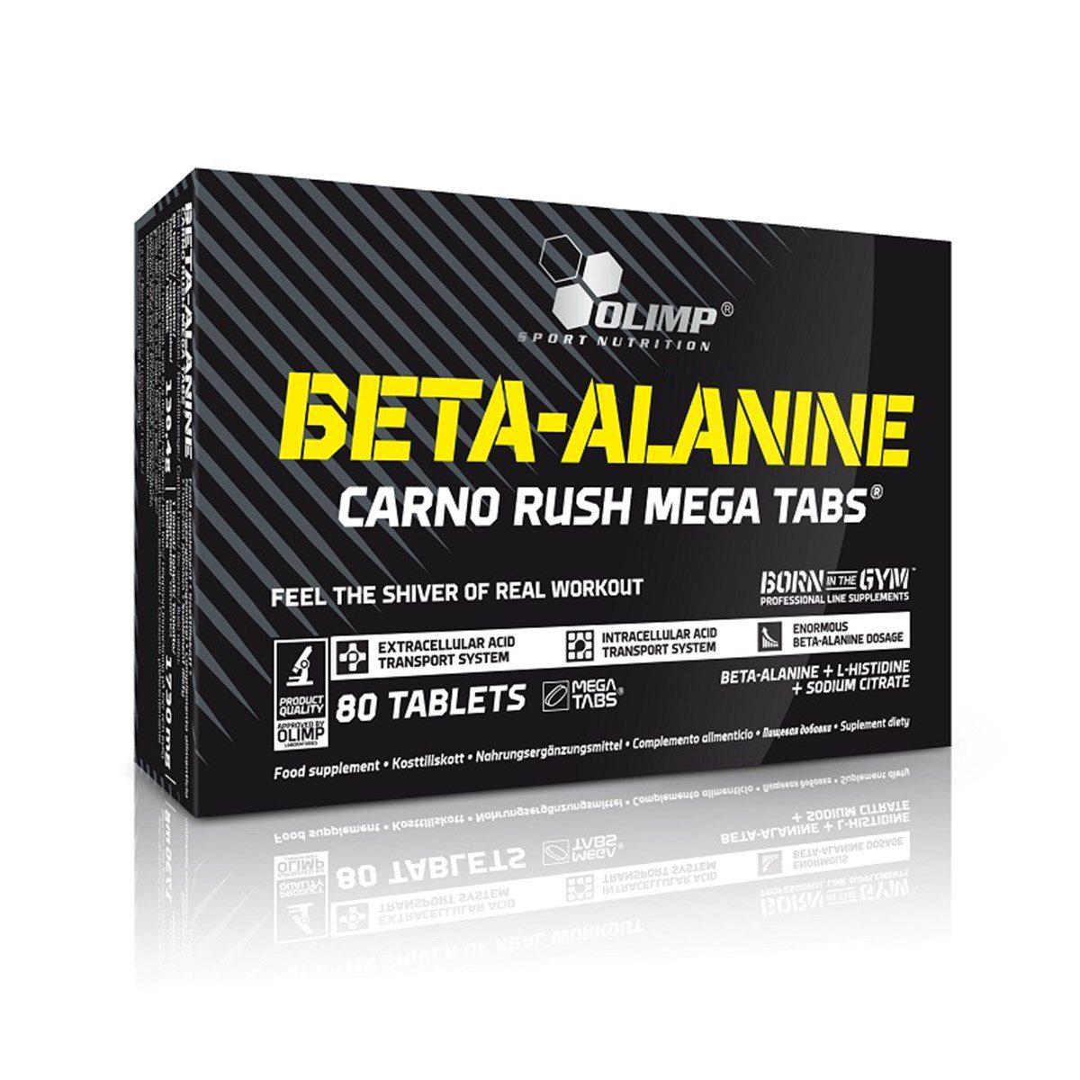 beta alanine carno rush