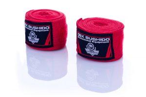bushido bandaże bokserskie