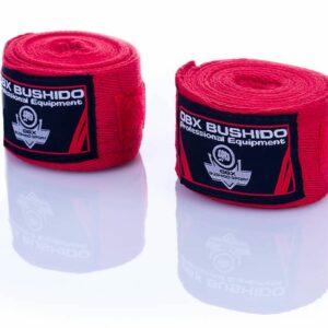 Bushido Bandaże Bokserskie 4mbushido bandaże bokserskie
