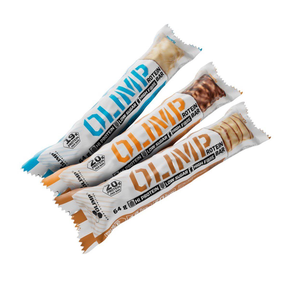 olimp protein bar