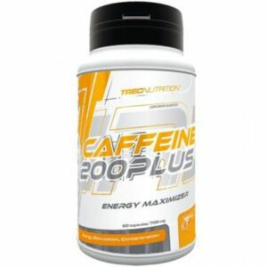TREC CAFFEINE 200 PLUS 60 KAPtrec caffeine