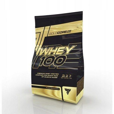 trec whey 100 gold