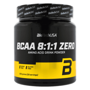 Bio Tech BCAA 8:1:1 ZERO 250gbcaa 8:1:1