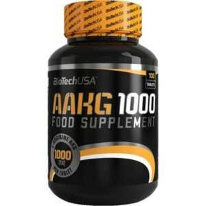 Bio Tech AAKG 1000mg 100tabaakg