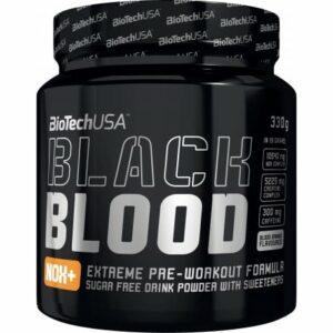Bio Tech Black Blood NOX+ 330gbiotech black blood