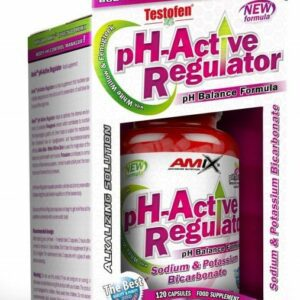 AMIX pH ACTIVE REGULATOR 120 kaps