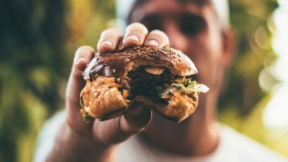 jedzenie a forma