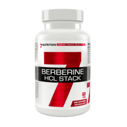 7 Nutrition Berberine Hcl 60 kaps