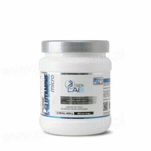 GenLab pure L-glutamine micro + vit. c 400g