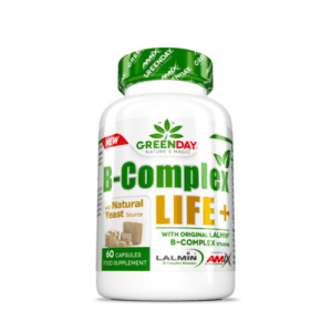 GreenDay® B-Complex LIFE-FORTE + 60caps